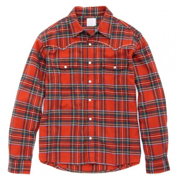 According to my entirely non-scientific survey of internet sources, millennials don't care much for flannel.
