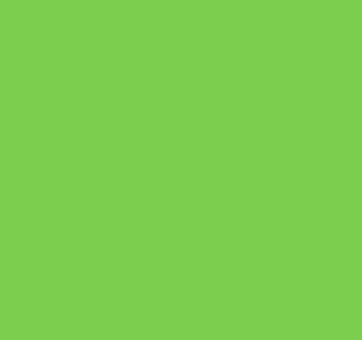 A green square, very simple. Quite similar to the sort of background desired for green screen work in movies and videogames.
